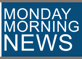 Enjoy this week's Monday Morning News.